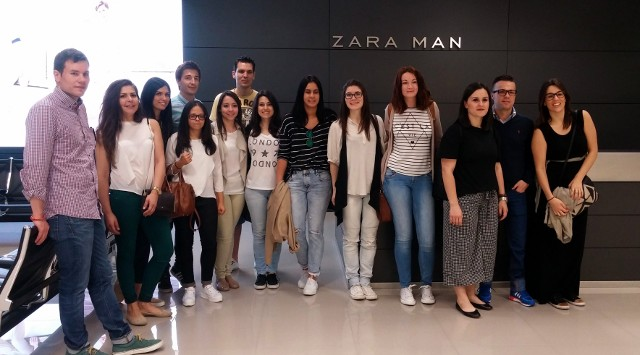 Practical work placements of the Master's Degree in International Commerce